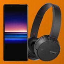 Flagowy Sony Xperia 1 + słuchawki w Orange od 99 zł