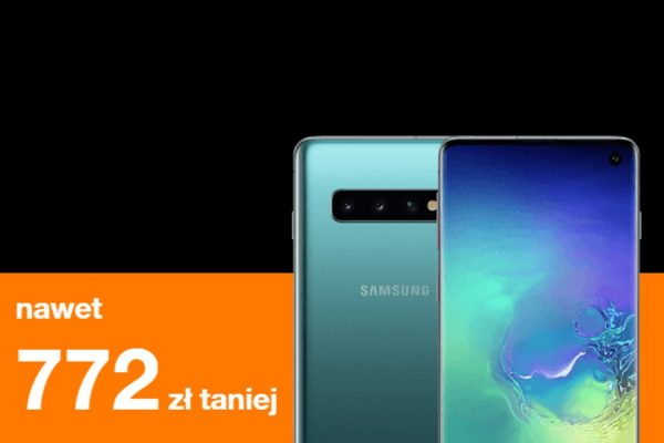 Samsung Galaxy S10 promocja