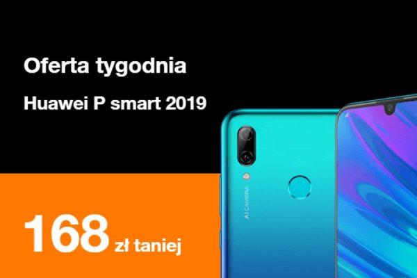 Huawei P Smart 2019 promocja