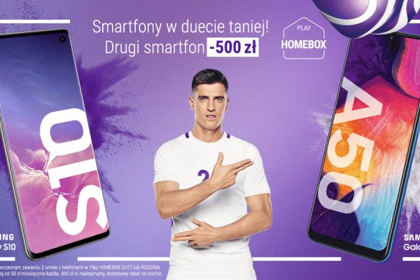 Play Homebox promocja
