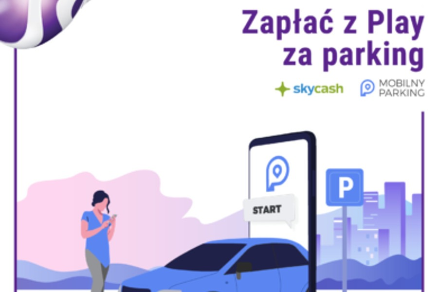 Mobilny Parking z Play