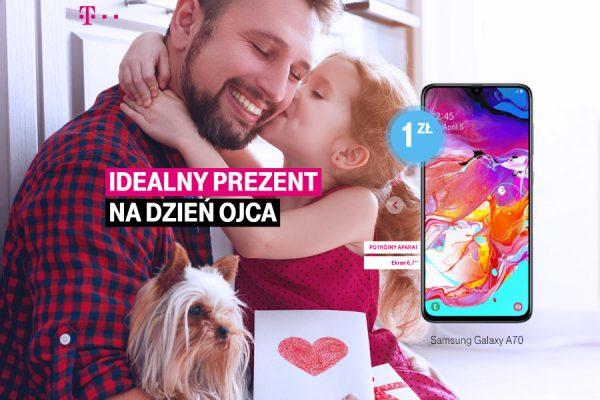 telefony na Dzień Ojca w T-Mobile
