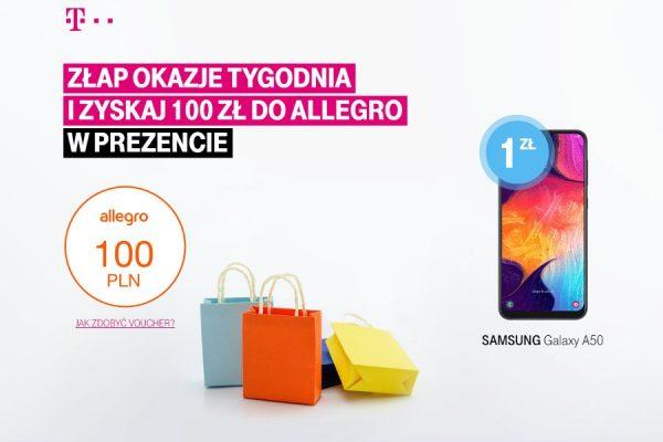 T-Mobile voucher Allegro