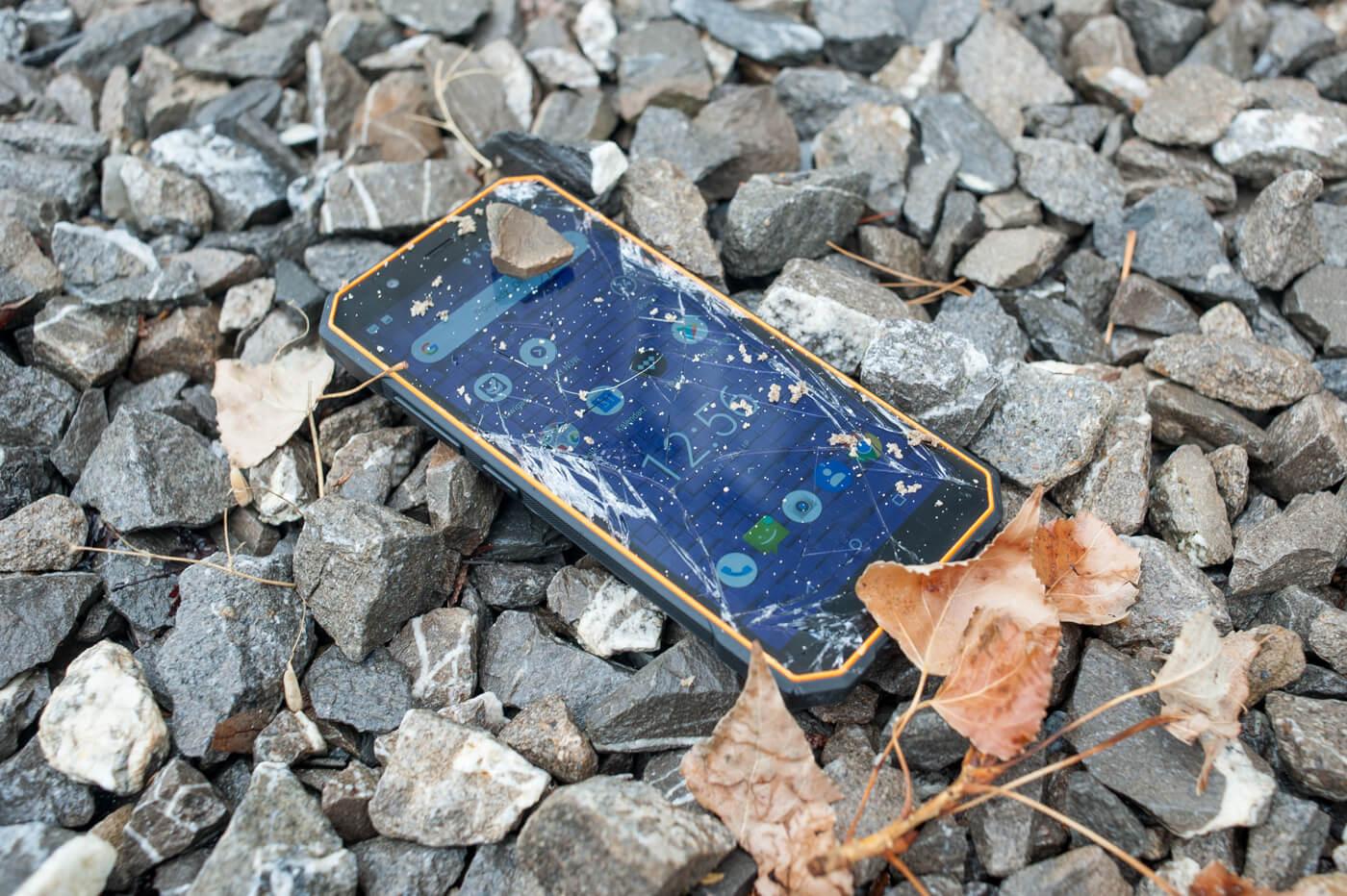 myPhone Hammer Energy 18x9 recenzja
