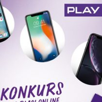Konkurs Play – do wygrania 24 sztuki iPhone'a!