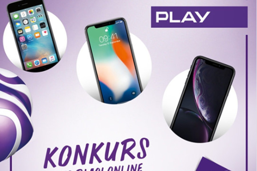 konkurs Play do wygrania iPhone