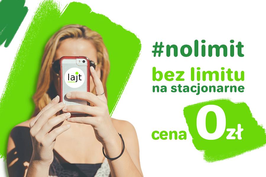 Lajt Mobile no limit