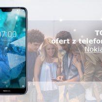 Nokia 7.1 – 5 najlepszych ofert komórkowych