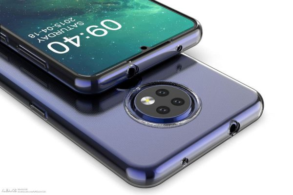 render Nokia 7.2