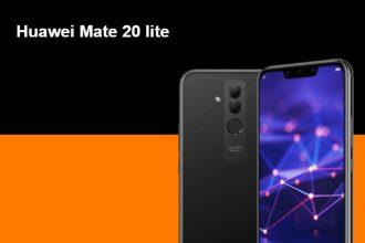 Huawei Mate 20 Lite za darmo