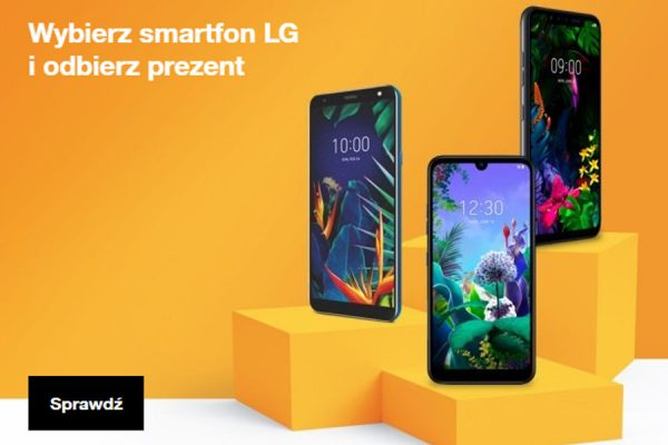 LG Orange promocja