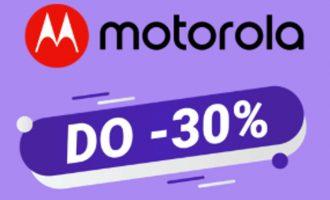 Promocja Motoroli w Play – taniej nawet o 30%!