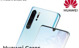 Ochrona wyświetlacza Huawei P30 w Plusie