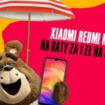 Redmi Note 7 za 1 zł w Plushu