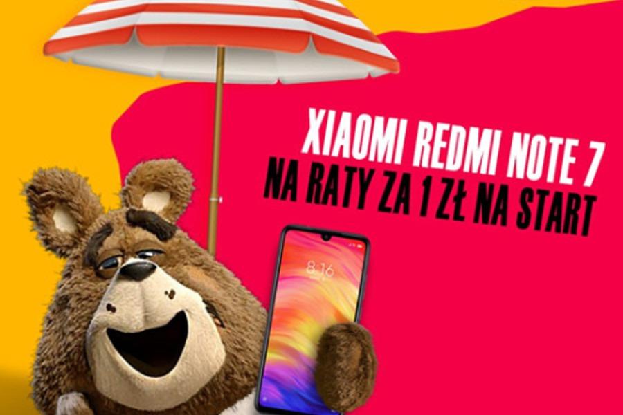 Redmi Note 7 za 1 zł