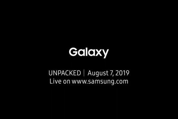 Galaxy Note 10 data debiutu