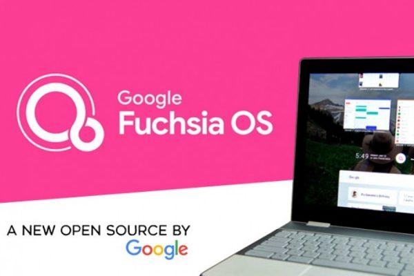 System Fuchsia OS