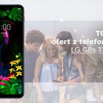 LG G8s ThinQ – 5 najlepszych ofert komórkowych