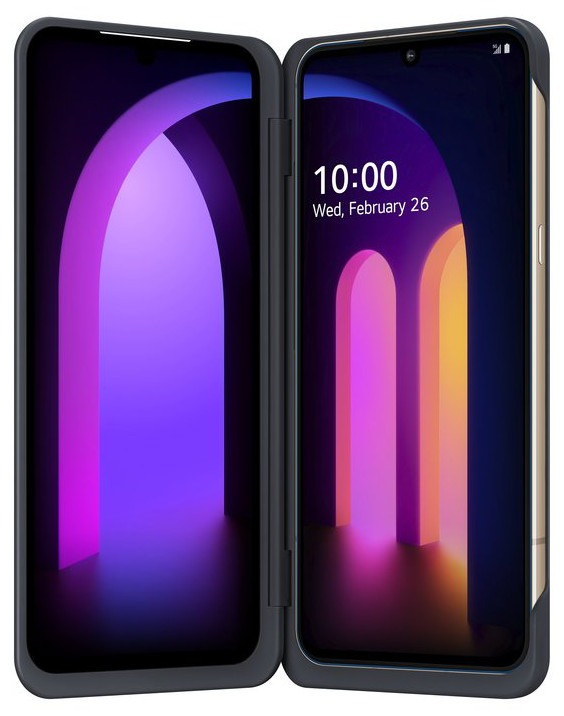 LG V60 Dual Screen