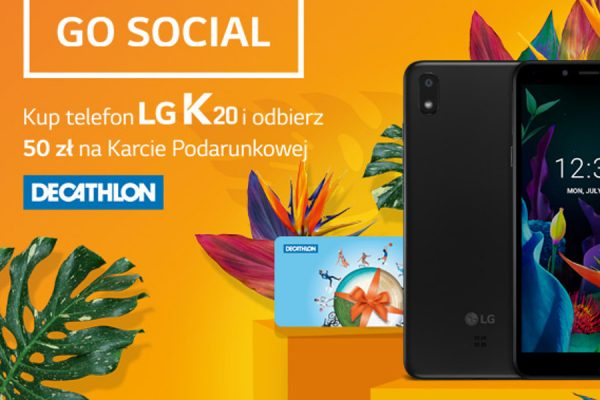 Plus LG K20 promocja