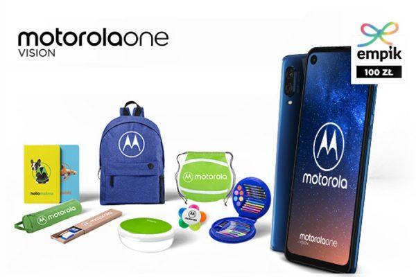 Motorola One Vision abonament Plus