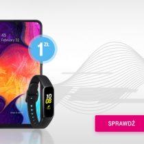 Samsung Galaxy A50 z prezentem w T-Mobile