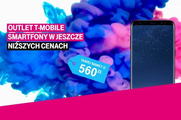 T-Mobile używane telefony