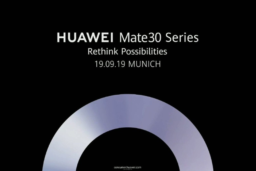 Huawei Mate 30 premiera