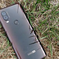 Wyjątkowy średniak Motorola One Vision – recenzja