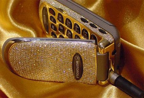 złota Motorola V220