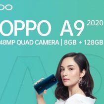 Specyfikacja OPPO A9 2020