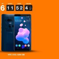 Oferta tygodnia Orange – HTC U12+ tańszy o 900 zł!