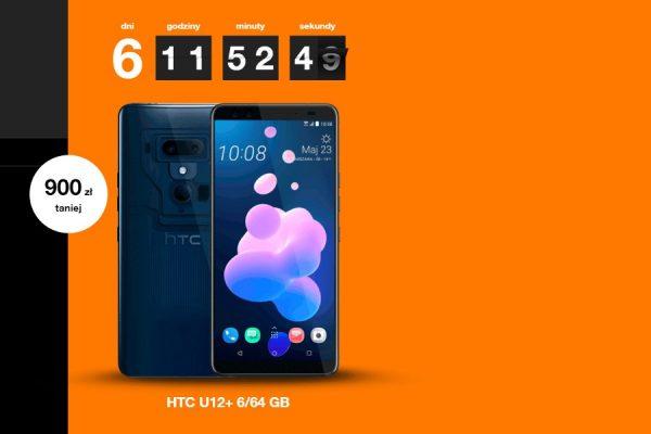HTC U12+ abonament promocja