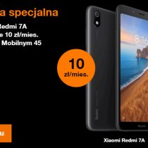 Abonament Orange – supercena Xiaomi Redmi 7A