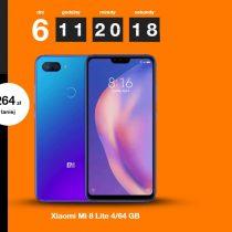 Oferta tygodnia Orange – Xiaomi Mi 8 Lite taniej o 264 zł