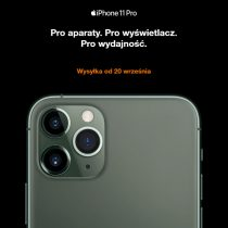 Nowy iPhone 11 w Orange – rusza przedsprzedaż
