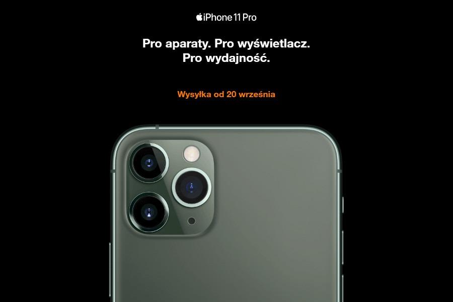 iPhone 11 Orange
