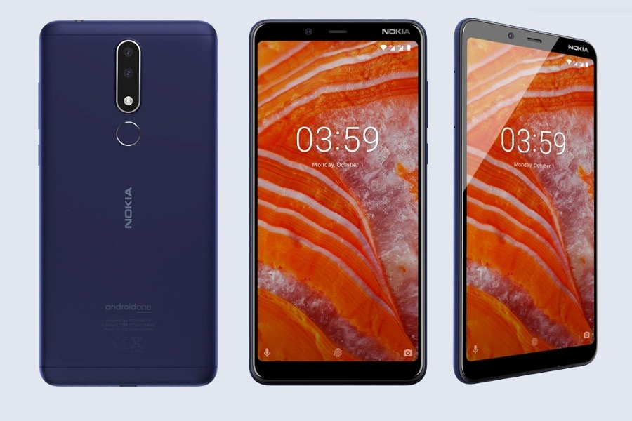 Nokia 3.1 Plus promocja