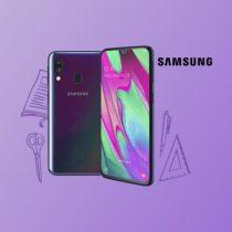 Samsung Galaxy A40 w Play tańszy o 100 zł