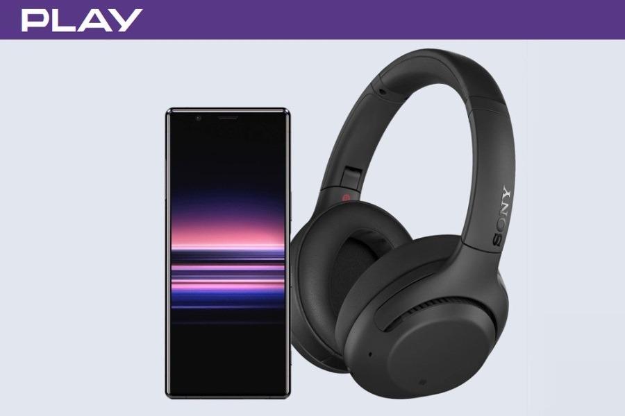 Sony Xperia 5 promocja