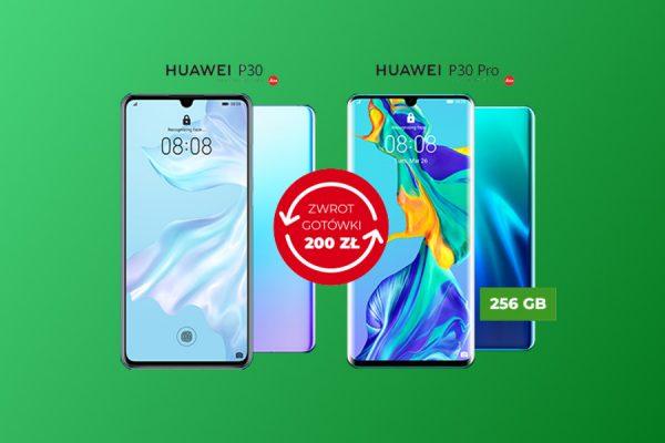 Huawei P30 promocja Plus