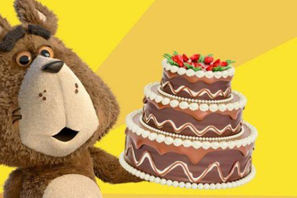 urodziny Plusha