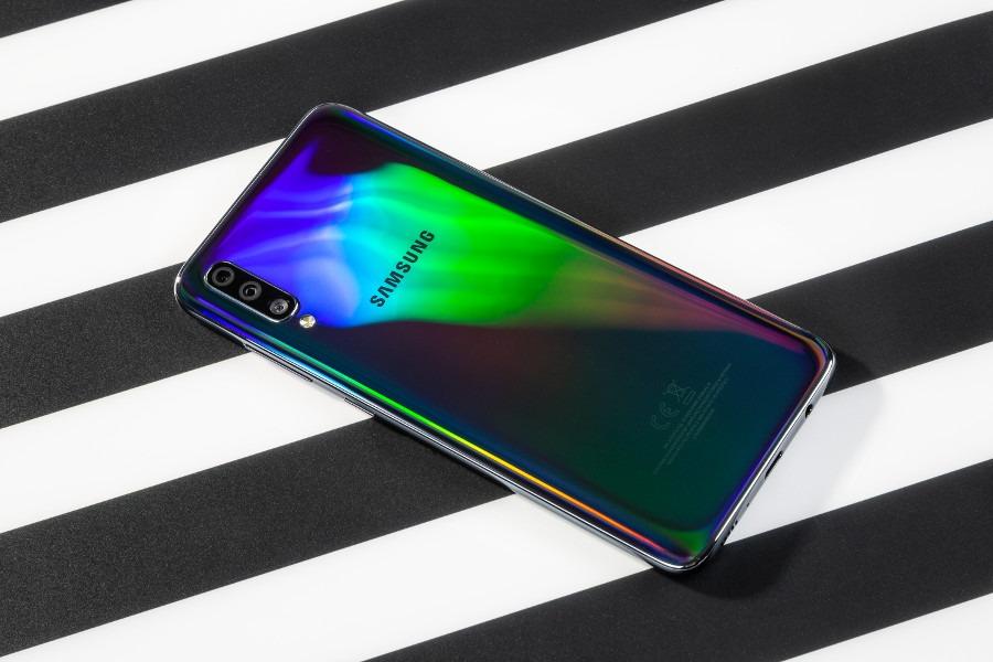 recenzja Samsung Galaxy A70