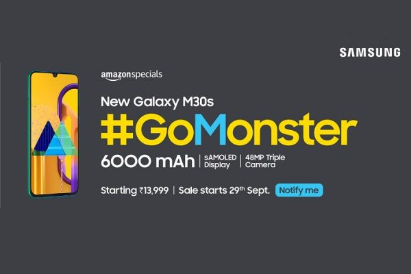 Samsung Galaxy M30s debiut