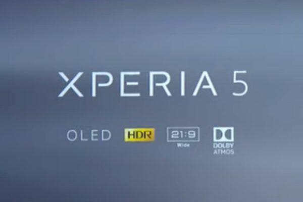 Sony Xperia 5 debiut