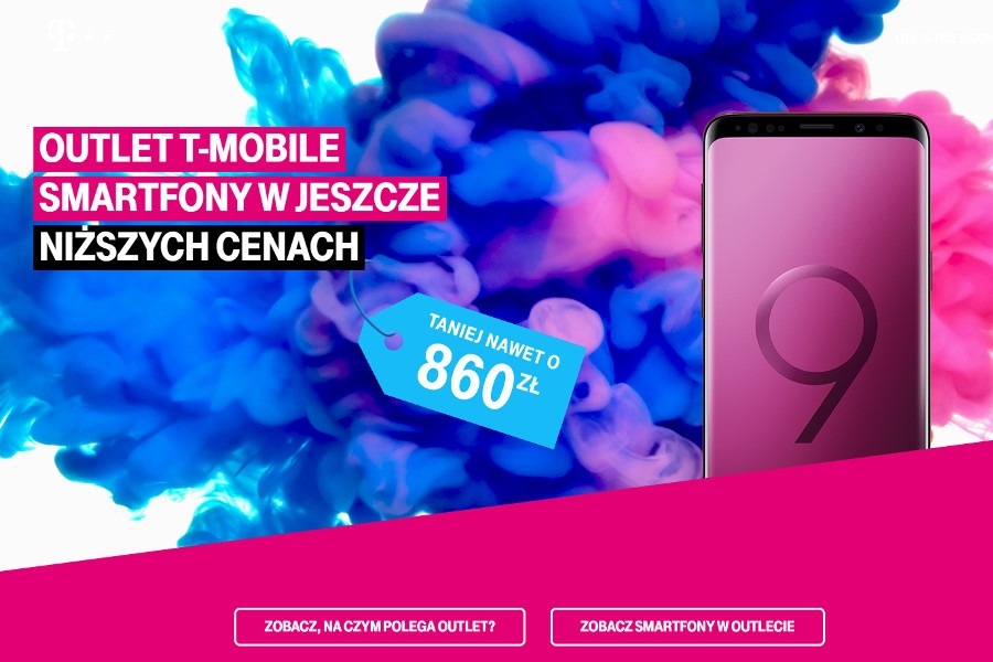 T-Mobile telefony używane