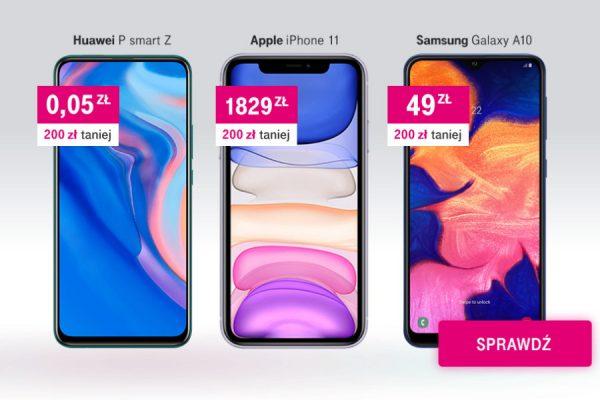 T-Mobile przedłużenie umowy promocja
