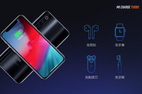 Xiaomi ładowanie bezprzewodowe 30 W