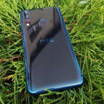 Oryginalny HTC Desire 19+ z potrójnym aparatem – recenzja