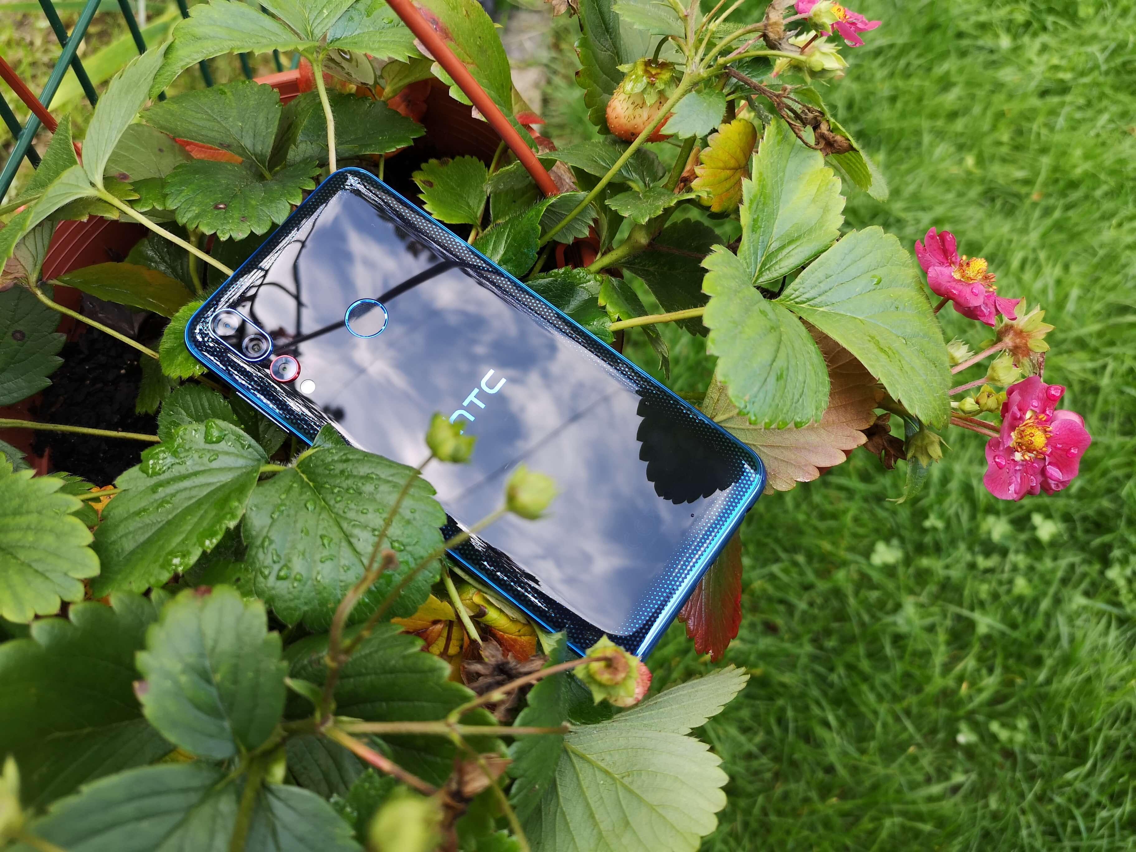 testowanie HTC Desire 19+